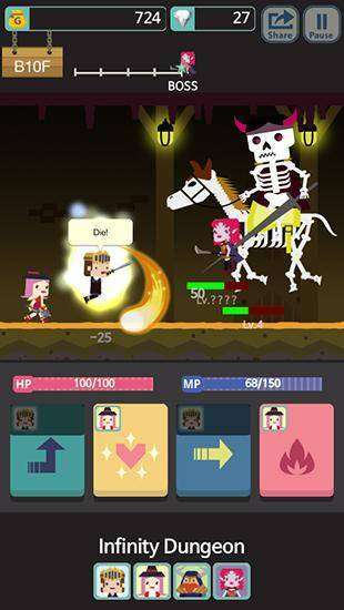 Infinity Dungeon APK Android Game Free Download