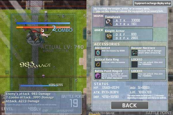 Inflation RPG MOD APK Android Free Download