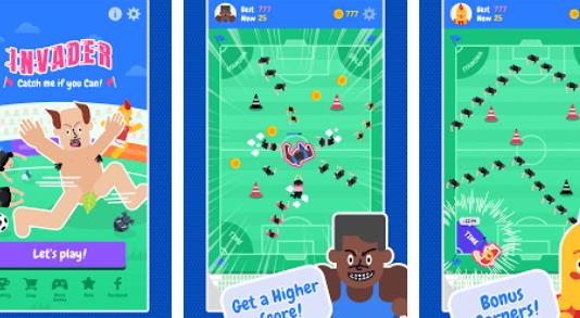 invader catch me if you can APK Android