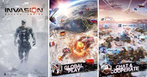 Invasion: Modern Empire MOD APK Android Game Free Download