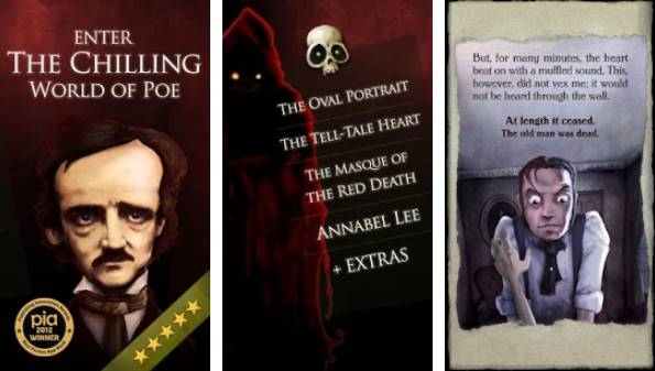 ipoe collection vol 1 edgar allan poe APK Android