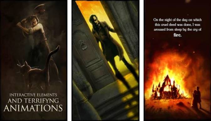 ipoe collection vol 2 edgar alan poe APK ANdroid