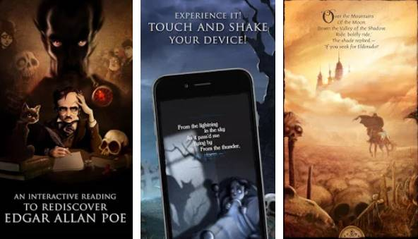 ipoe collection vol 3 edgar allan poe APK ANdroid