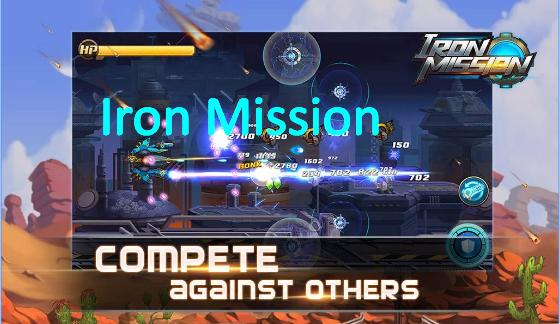 La misión de hierro