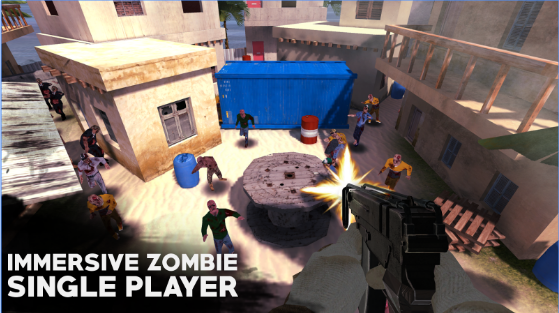 ironface multiplayer shooter APK Android
