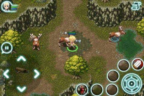 Inotia3: Children of Carnia MOD APK Android Free Download