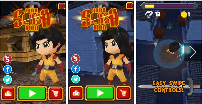 Juan Slash Man APK Android