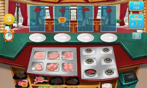 Kitchen Fever Master Cook APK Android