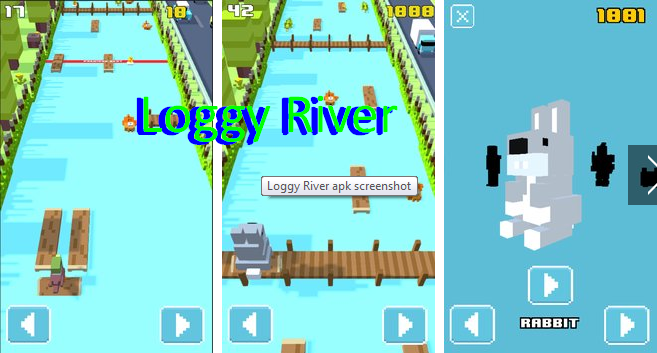 Loggy Fluss