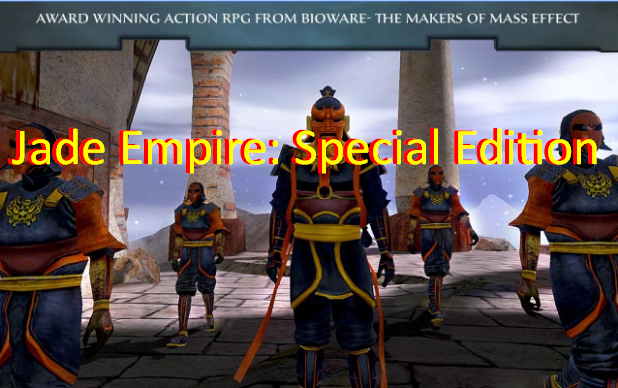 Jade Empire: Special Edition MOD APK Android Download