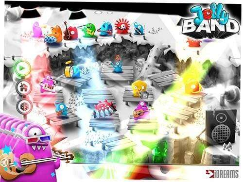 Jelly Band Free Download Android Game