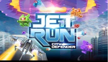 Jet Run City Verteidiger