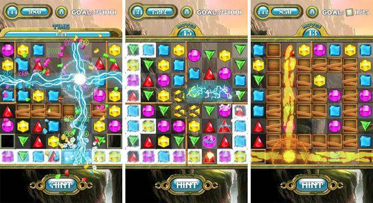jewels saga APK Android