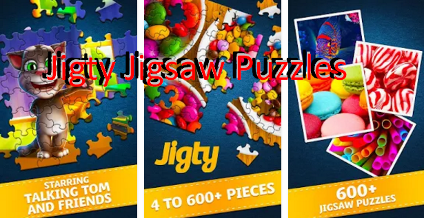 Jigty Jigsaw Puzzles MOD APK for Android Download