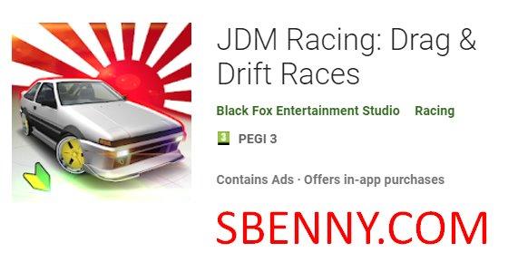 tiġrijiet jmd racing u drift racing