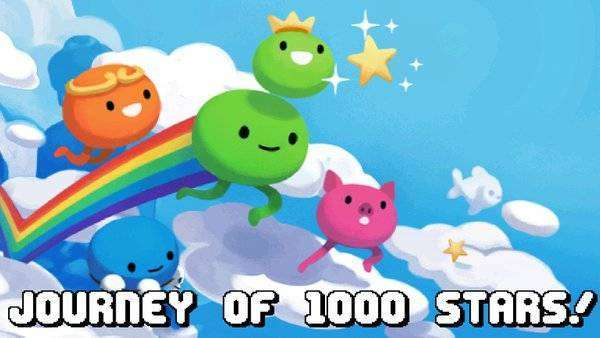 Journey of 1000 Sterne