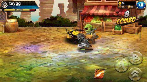 Джуди Knight MOD Android APK