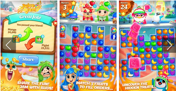 juice jam APK Android
