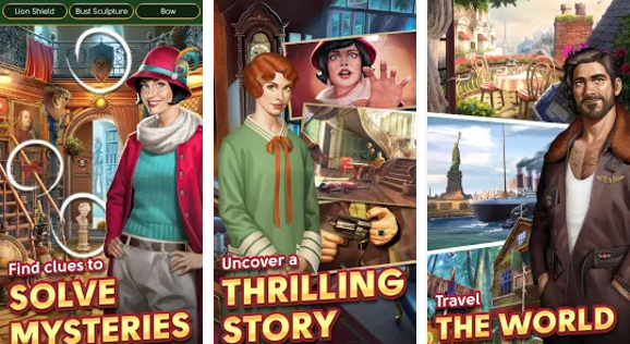 june s journey hidden object APK Android