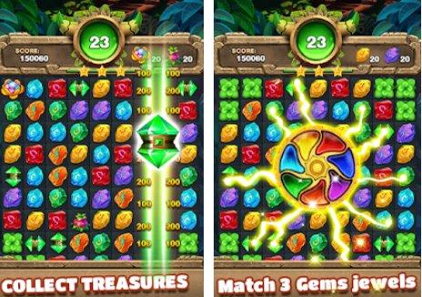 jungle magic legend APK Android