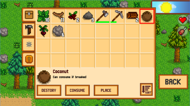 Don T Starve How To Select Craft Items