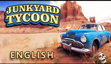 Junkyard Tycoon Car Business Simulation Game Mod