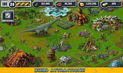 Jurassic Park Builder APK MOD Android Game Free Download