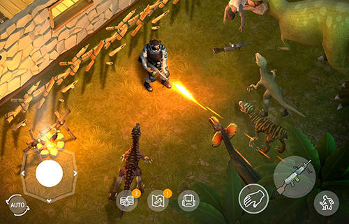 jurassic survival APK Android