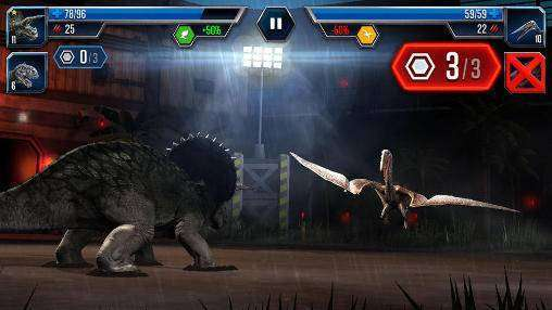 Jurassic World: The Game MOD APK Android Game Free Download