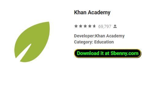 académie khan