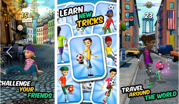 kickerinho world APK Android