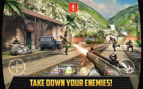 Kill Shot Free Download Android Game