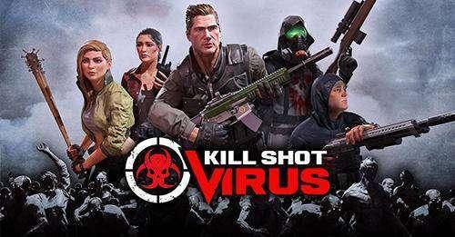 Töten Schuss Virus