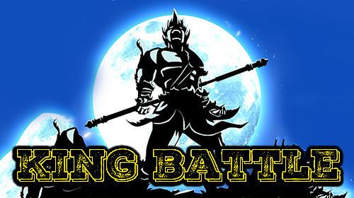 rey batalla luchando héroe leyenda