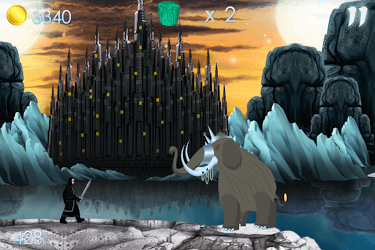 Android re Hobbit Army viaggio pieno APK