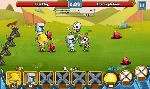 King of Heroes MOD APK Android Free Download