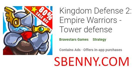 королевство обороны воины империи 2