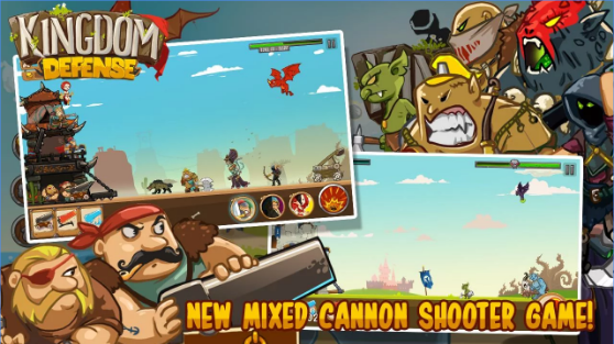 kingdom defense epic hero war APK Android