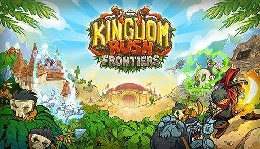 kingdom rush frontier mod apk hack