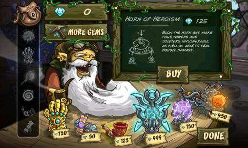 Kingdom Rush Origins Unlimited Gems MOD APK Downlaod