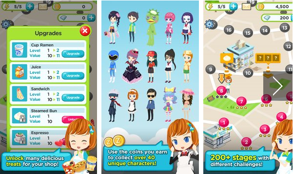 konbini story APK Android