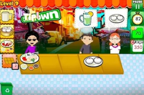 kopi tiam cooking asia APK Android