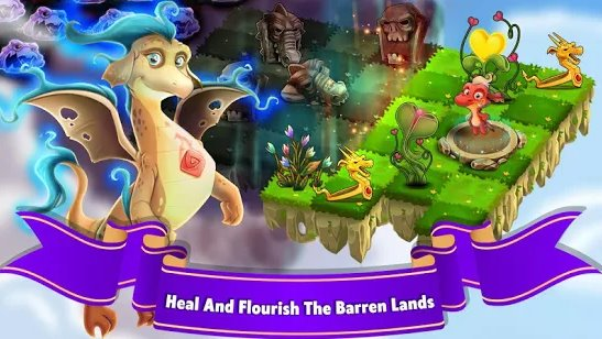 land of dragons APK Android