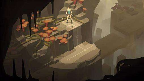 Lara Croft GO MOD APK Android Game Free Download