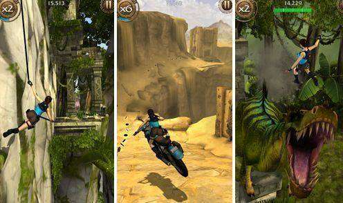 Lara Croft: Relic Run APK MOD Android Free Download