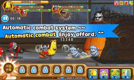 Larva Heroes : Episode2 APK MOD Android Free Download