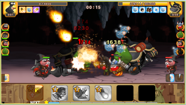 Larve Helden pvp Online APK Android