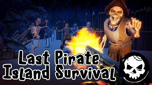 letztes Überleben der Pirateninsel