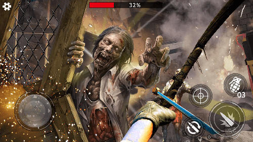 last saver zombie hunter master APK Android