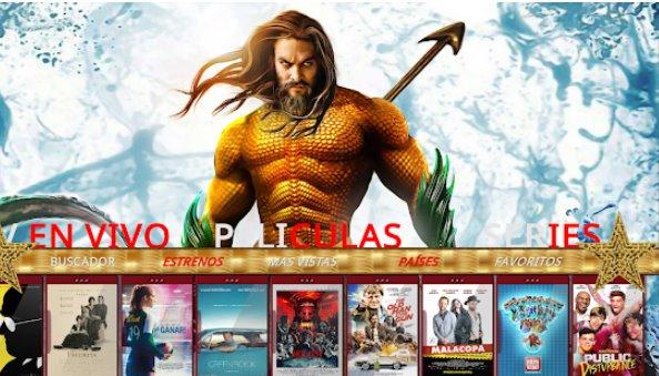 Android latino APK TV